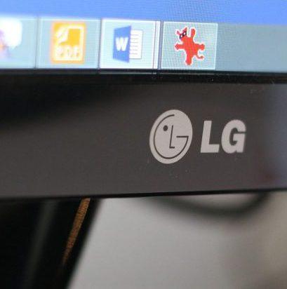 LG Bildschirm Ersatzteilfalle
