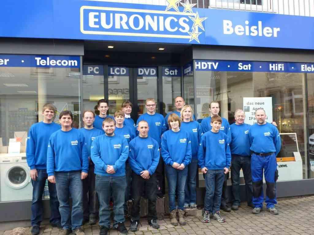Bad Soden-Salmünster - Laden mit Mitarbeitern