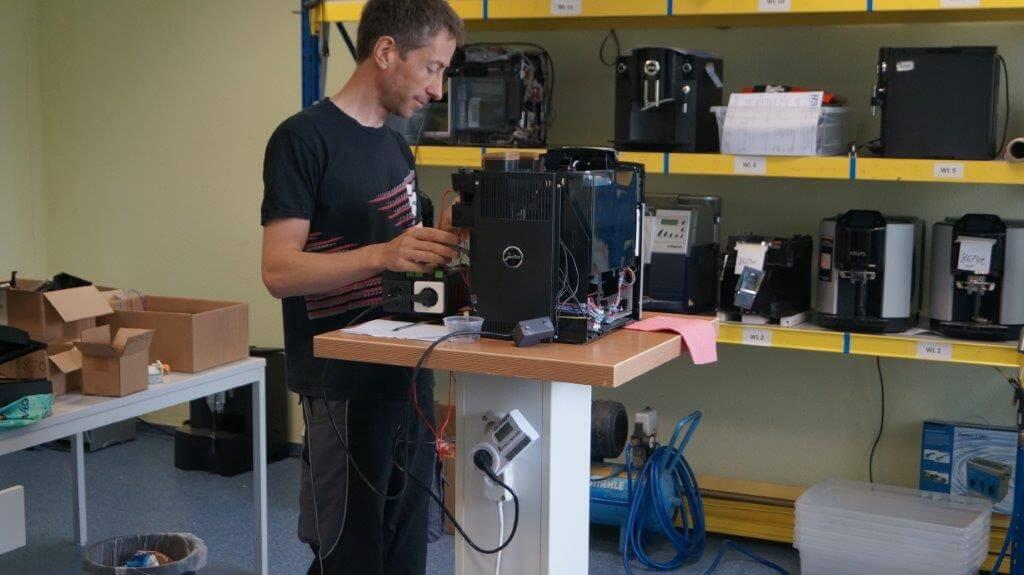 kaffeemaschinen reparatur leipzig hsc home electronic. Black Bedroom Furniture Sets. Home Design Ideas