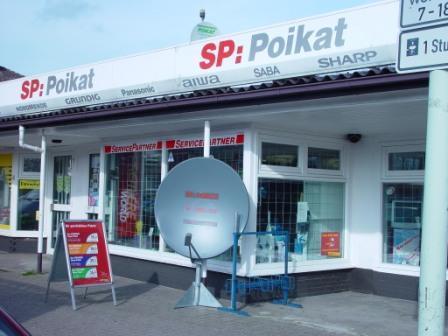 Reparatur Uetersen_Poikat_Eingang