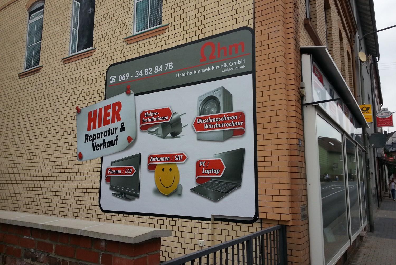 hausger te kundendienst frankfurt ohm reparatur service. Black Bedroom Furniture Sets. Home Design Ideas