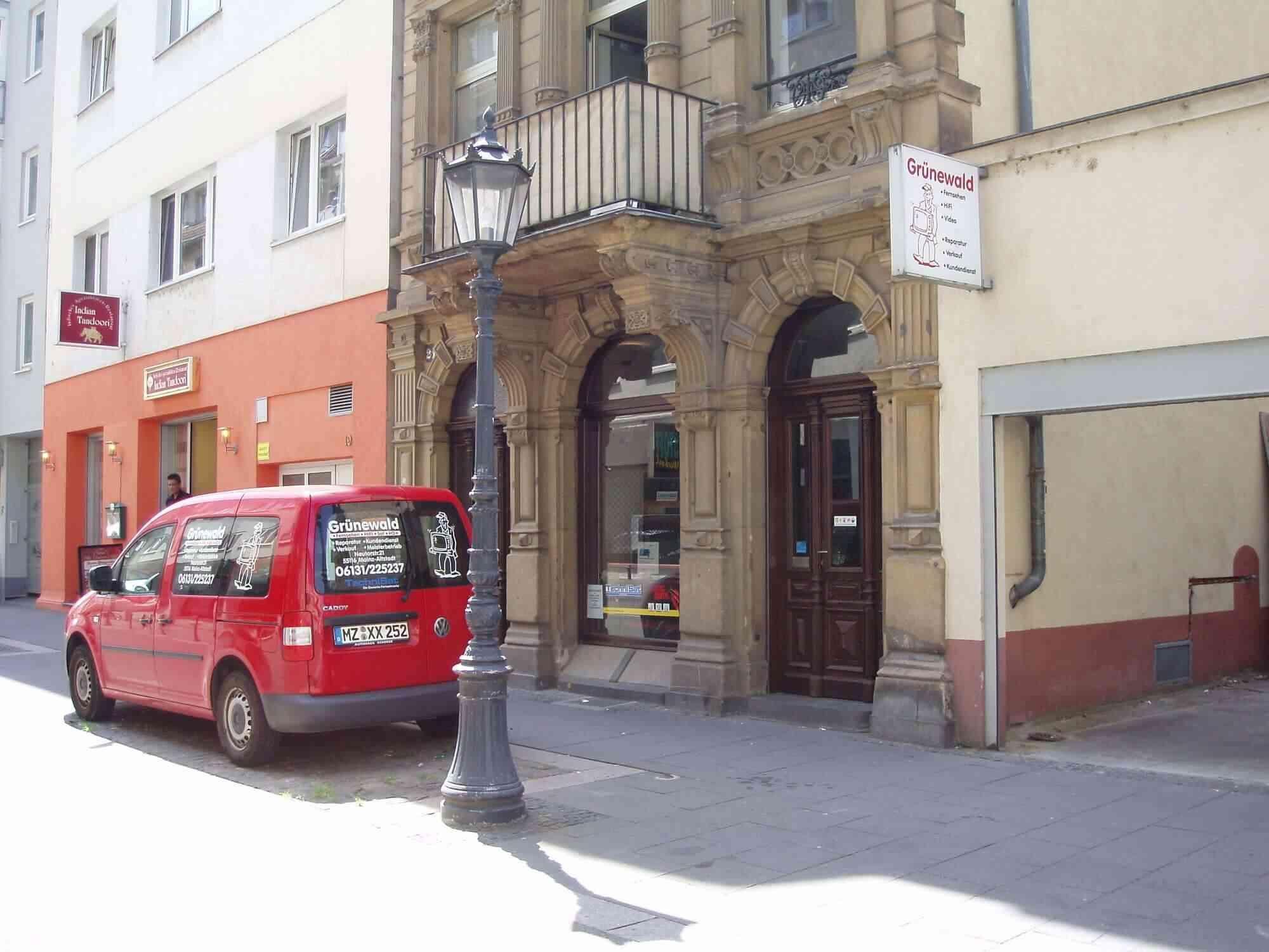 Grünewald Mainz
