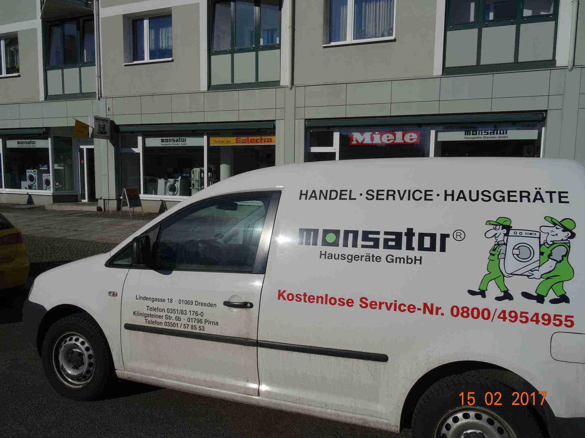 👨🏼 🔧 Hausgeräte Kundendienst Dresden monsator Hausgeräte Dresden