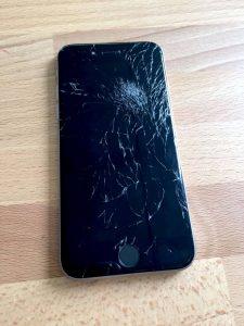 Apple iPhone 6 Display Glasbruch