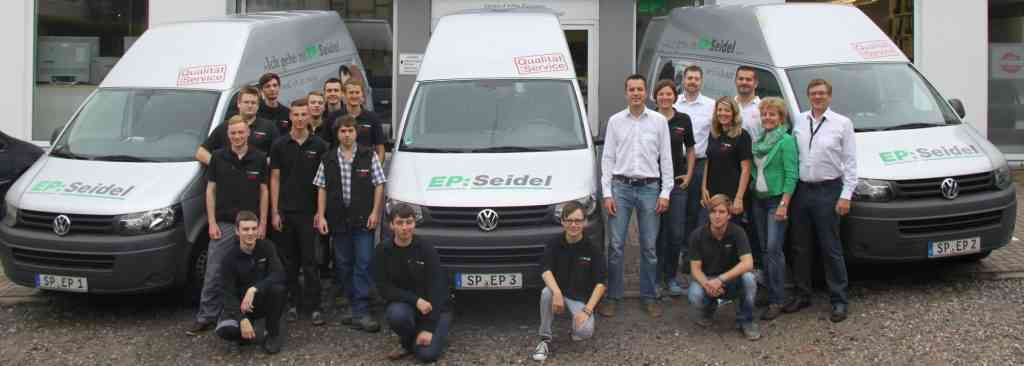 Reparatur Speyer - Electronic Seidel - Team