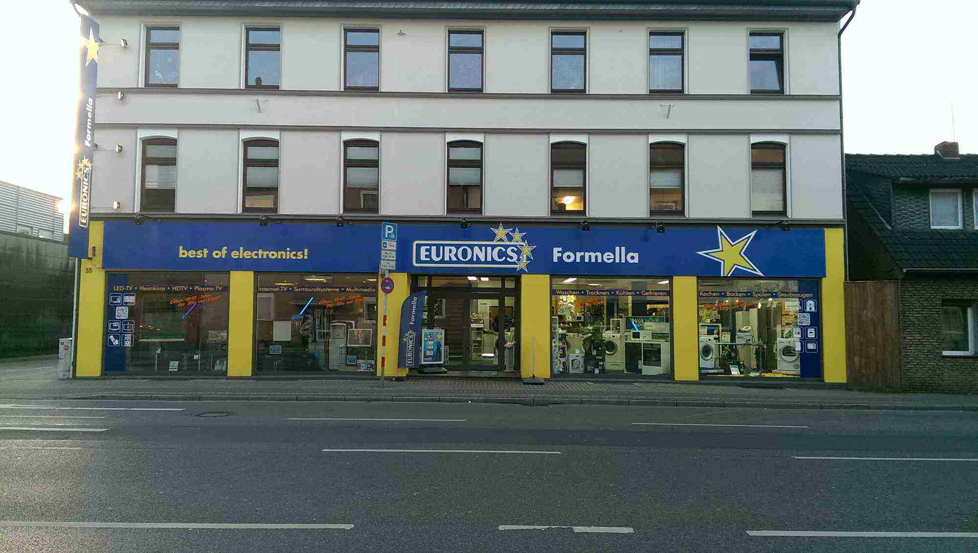 Smartphone Reparatur Bottrop Euronics Formella - Handydoktor