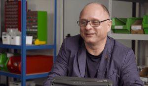 Detlef Vangerow bei ARTE