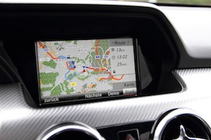 Auto-Navigationssystem