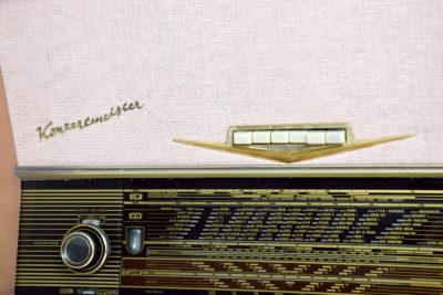 Röhrenradio Neckermann Konzertmeister 101/70