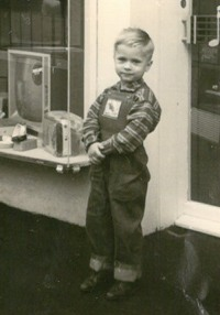 Detlef Vangerow Kinderbild