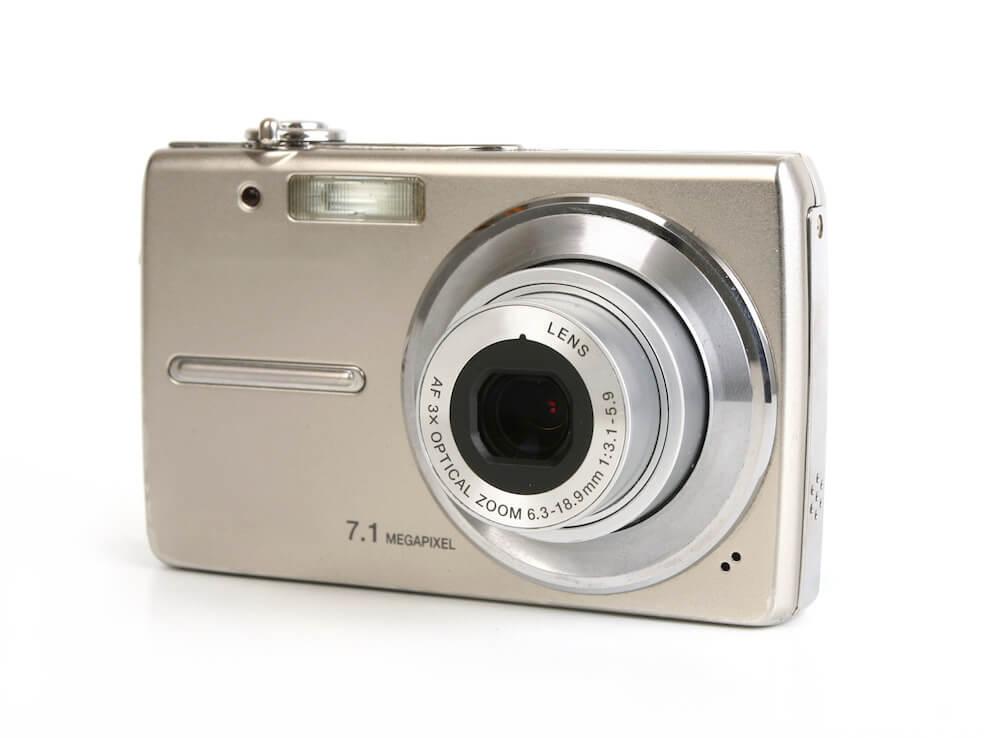 Digitalkamera gold
