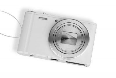 Digitalkamera weiss