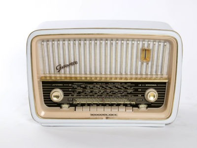 altes radio wie neu time to upgrade