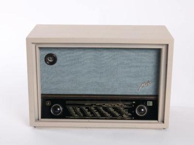 Smart Röhrenradio Metz W289 aus Meisterhand gefertigt
