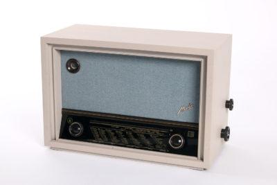 Röhrenradio Metz W289