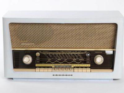 Smart Röhrenradio Grundig 3068 Zauberklang aus Meisterhand gefertigt