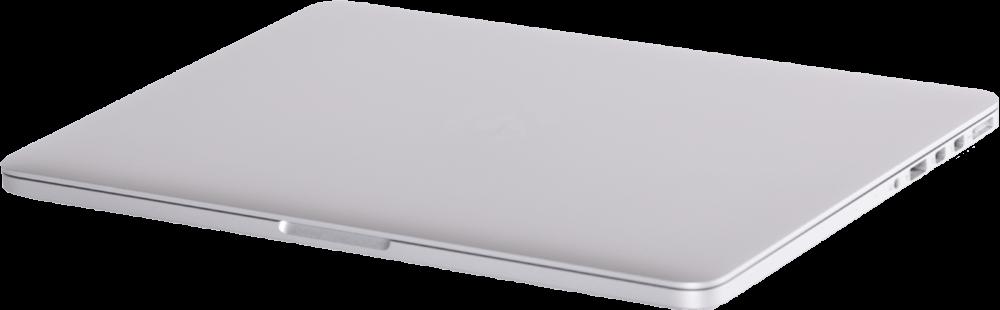 MacBookPro freigestellt