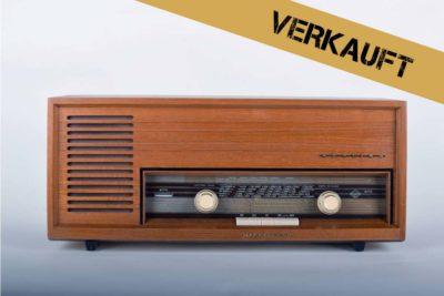 Röhrenradio Neckermann Körting verkauft