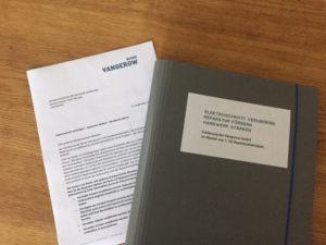 Petition von Vangerow zur Stärkung des Handwerks und der Reparatur an Bundesminister Altmaier