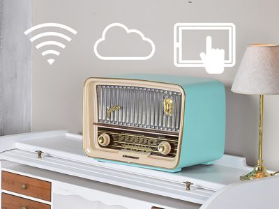 Smart Röhrenradio