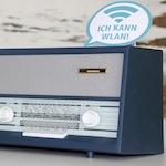 Radio Telefunken, blau, 150x150