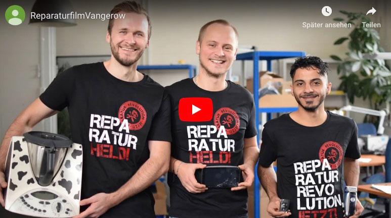 Reparaturfilm Vangerow