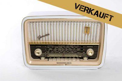 Röhrenradio Telefunken Gavotte verkauft
