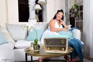 Vangerow Röhrenradio Jubilate restauriert Jennylee