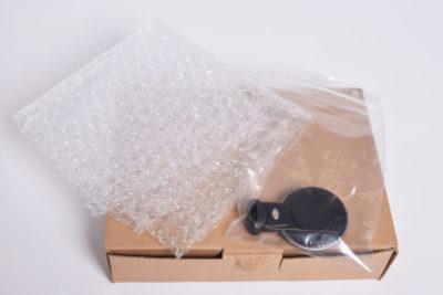 Verpackung Autoschlüssel inkl. Verpackungsmaterial