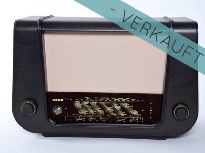 Wega Lux 365-4 verkauft
