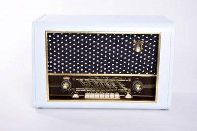 Weltfunk Röhrenradio
