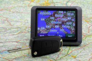 Navigationsgerät Reparatur