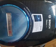 Neuer Staubsauger Bosch Silence