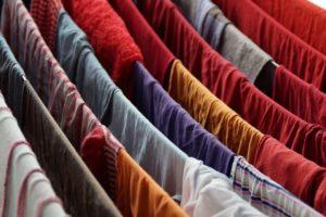 feuchte Wäsche