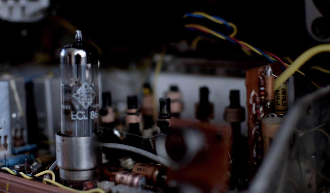 Röhrenradio Elektronik und Röhrentechnik