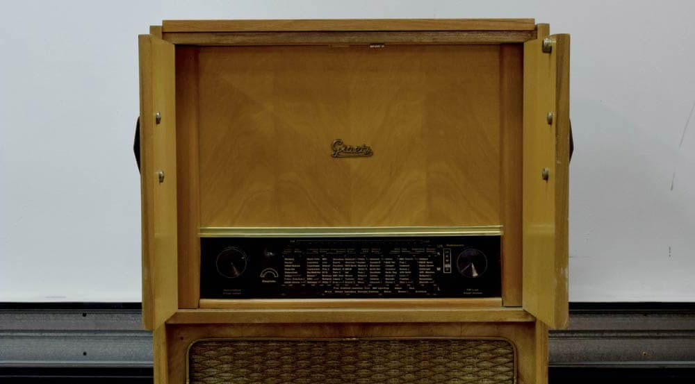 Radioschrank