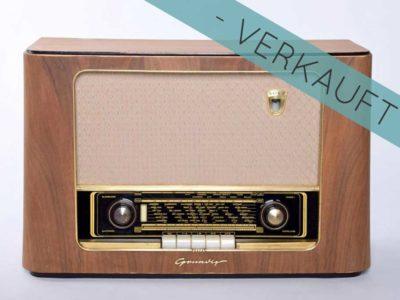 Smart Röhrenradio Grundig 1041W